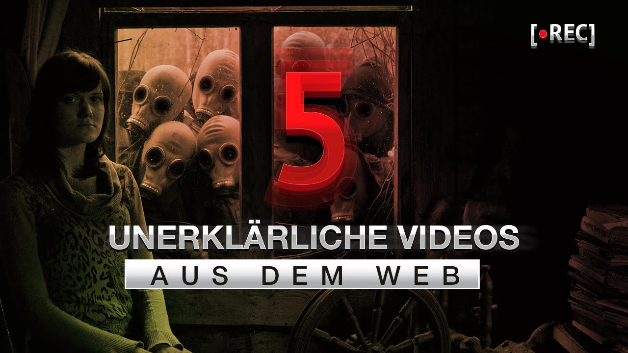 Photo of Rec5™ – Creepy Videos aus dem DEEP WEB III