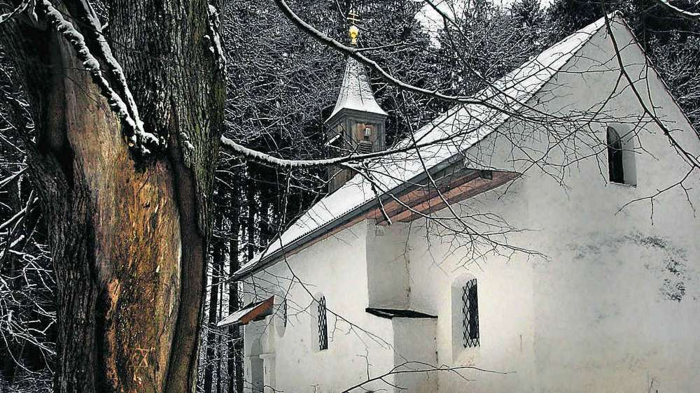 Photo of Fußabdruck des Teufels: Die verfluchte Pestkapelle in Weilheim