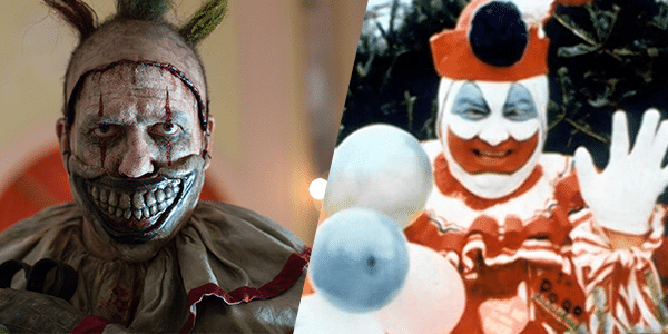 American-Horror-Story-AHS-Freak-Show-Twisty der Clown und John Wayne Gacy