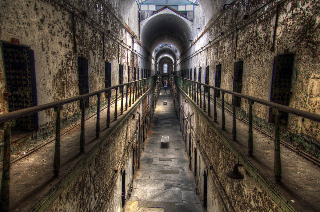 Eastern State Penitentiary-Gang