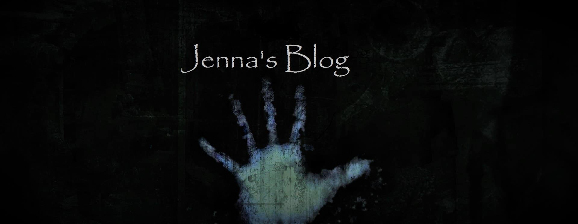 Jennas Blog Creepypasta